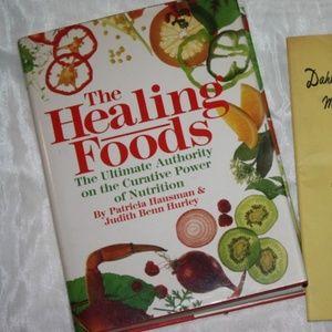 The Healing Foods- Hausman and Hurley -1989